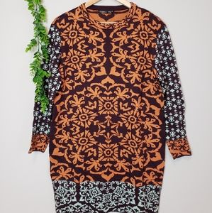 Gypsy 05 Mandala Tunic Sweater